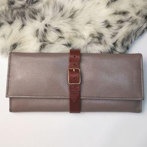 Tilley Vintage Leather Wallet